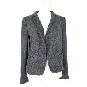 Ann Taylor Loft open jacket Sz 8 blazer casual